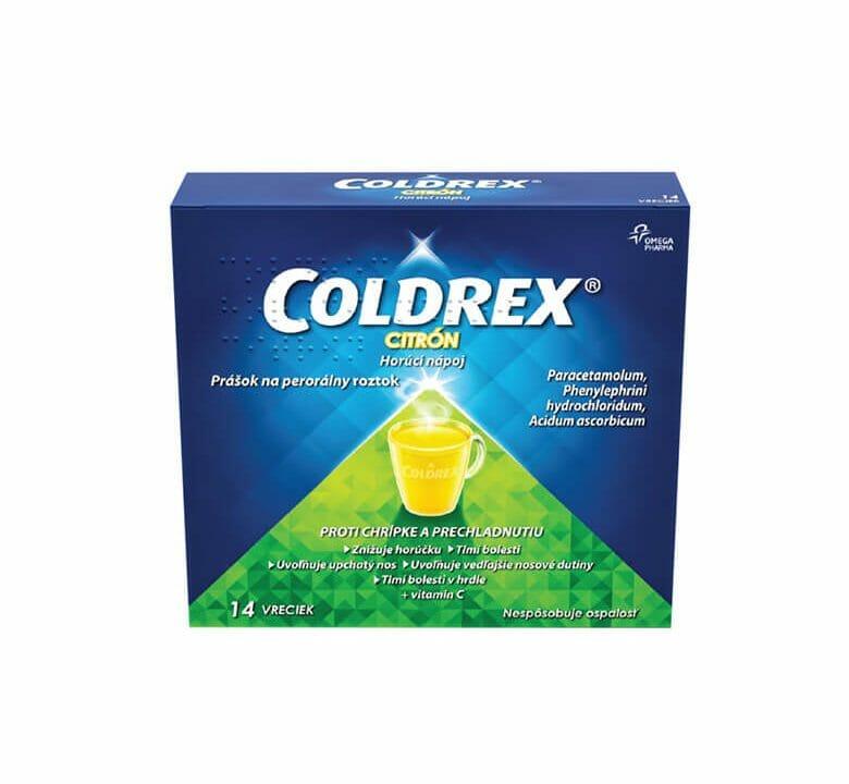 coldrex | Lekáreň Zdravie Prešov