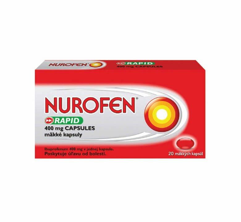 nurofen| Lekáreň Zdravie Prešov